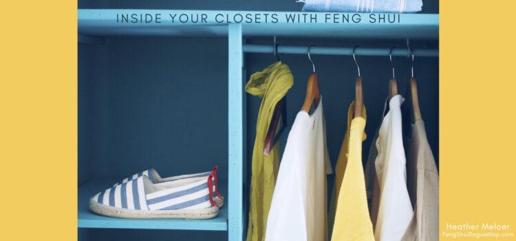 Feng Shui Closets Home Organizing